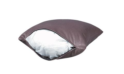 Minkštų baldų komplekto Titanyum pagalvėlės